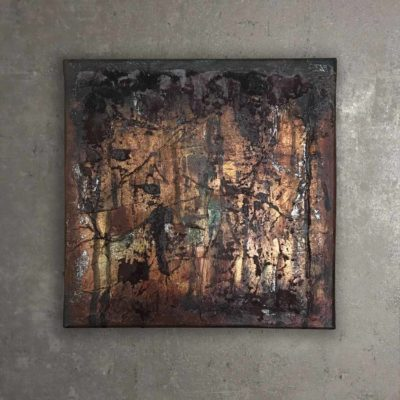 Patinosa II (30×30)