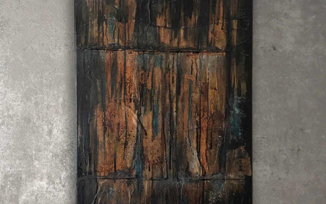 Patinosa III (40×60)