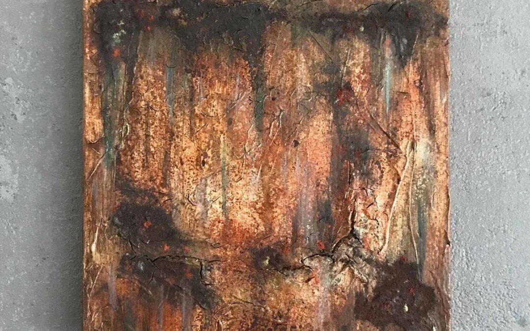 Patinosa VI (20×20)