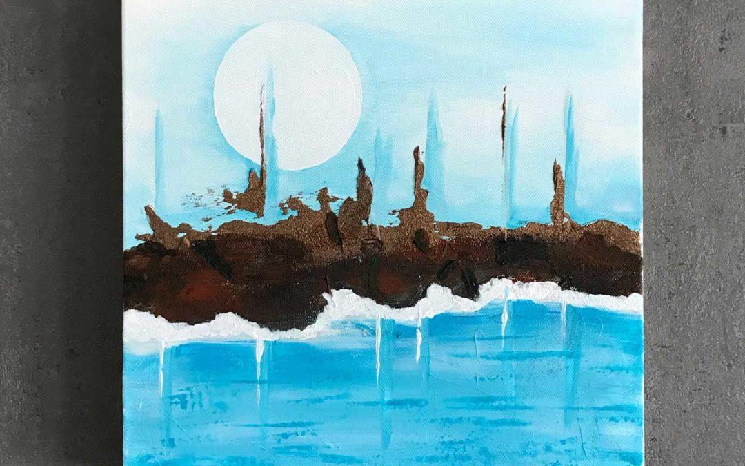 Phantasie Planet (30×30)